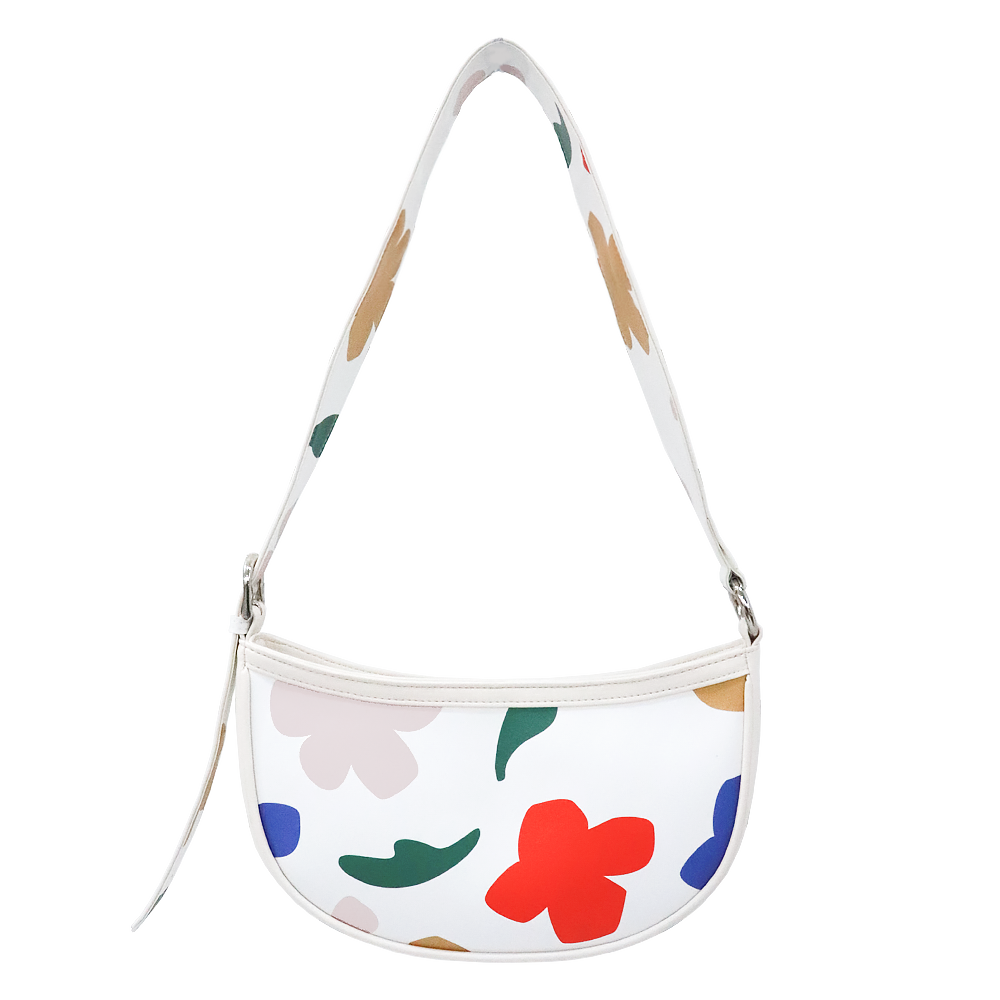 [PERFUME]LAYERED BAGFloral
