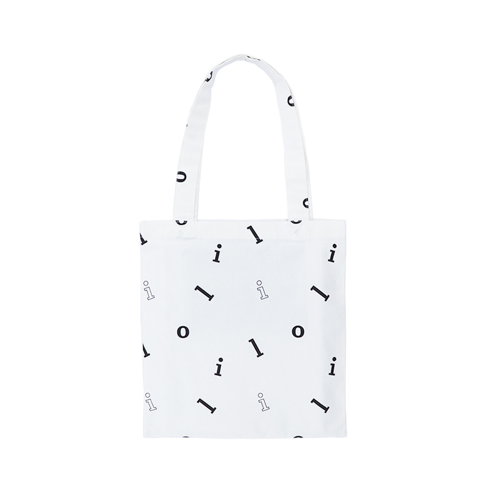 [LOGOPLAY]ECOBAG WH