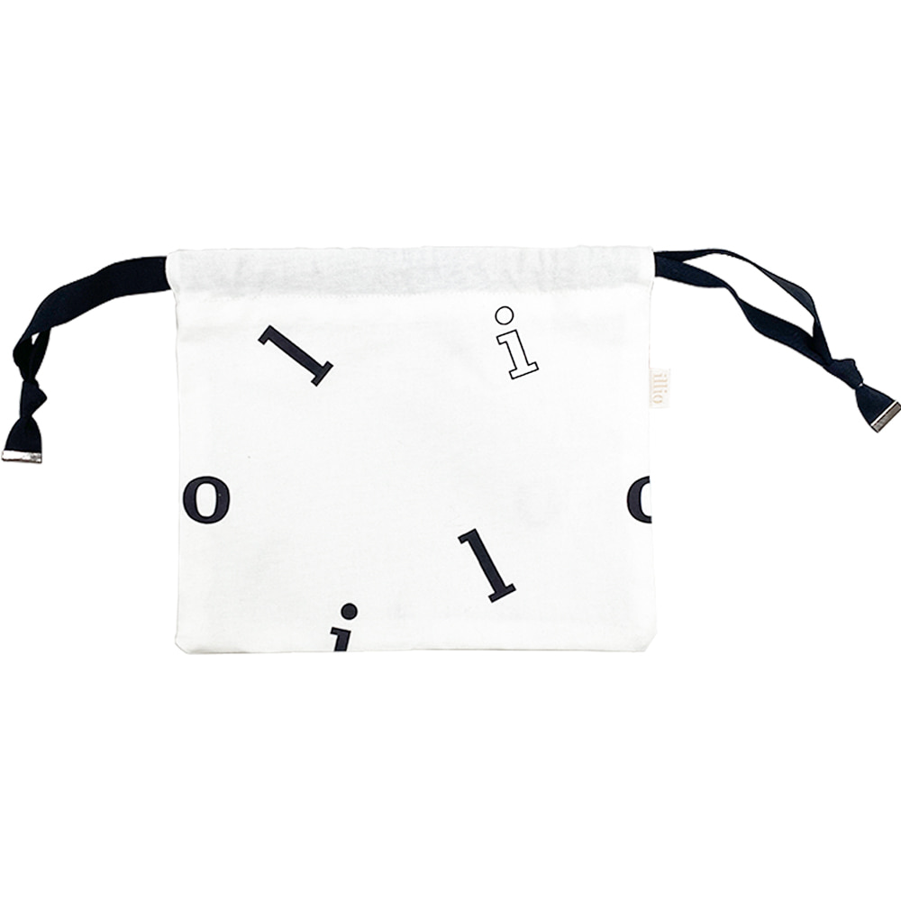 [LOGOPLAY]STRING POUCH